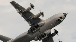 Airbus A400M Grizzly Airbus Military F-WWMS