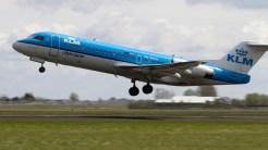 Fokker 70 F-28-0070 PH-WXA KLM Cityhopper