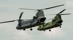 Boeing CH-47F Chinook 414 D-892 Royal Netherlands Air Force