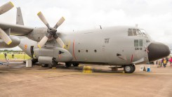 Lockheed C-130H Hercules L-382 Belgian air force CH-11