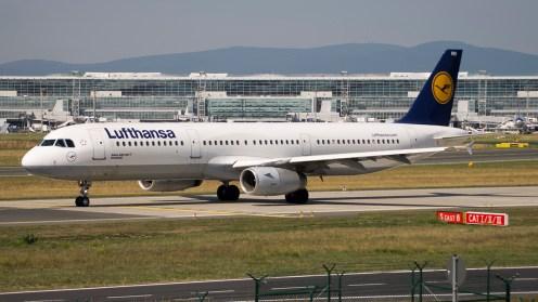 _IGP6379 Airbus A321-131 D-AIRM Lufthansa
