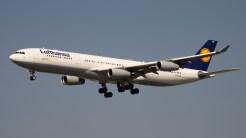 Airbus A340-313X D-AIGZ Lufthansa
