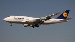 Boeing 747-430 D-ABVU Lufthansa