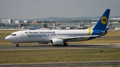 Boeing 737-85R UR-PSH Ukraine International Airlines