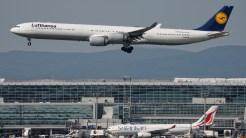 Airbus A340-642 D-AIHK Lufthansa