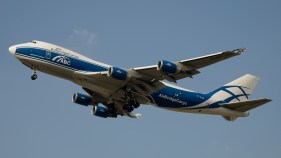Boeing 747-46NF-ER-SCD VP-BIG AirBridgeCargo Airlines
