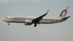 Boeing 737-8B6 CN-RGJ Royal Air Maroc
