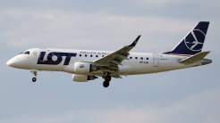 Embraer ERJ-170-100LR 170LR SP-LDE LOT Polish Airlines