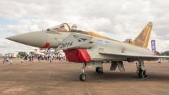 Eurofighter EF-2000 Typhoon FGR4 RAF ZK342