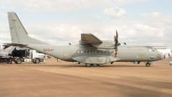 CASA C-295M Spanish air f force T21-09 35-47