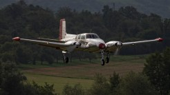 _IGP7218 Beechcraft Model 50 Twin Bonanza N3670B