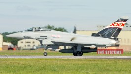 Eurofighter EF-2000 Typhoon FGR4 ZK343 RAF