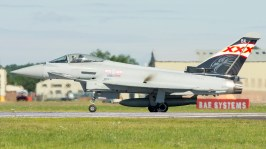 Eurofighter EF-2000 Typhoon FGR4 ZK343 RAF