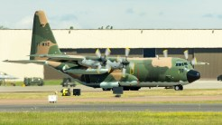 Lockheed C-130H Hercules L-382 7T-WHE Algerian air force