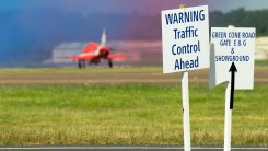 Warning Air Traffic Control Ahead