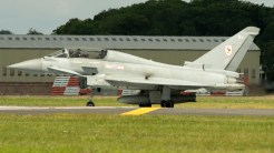 Eurofighter EF-2000 Typhoon T3 ZJ801 RAF