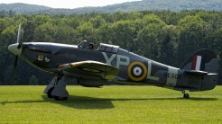 _IGP7996 Hawker Hurricane Mk2B G-HHII BE505