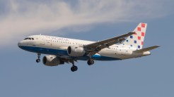 Airbus A319-112 Croatia Airlines 9A-CTG