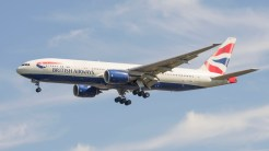 Boeing 777-236ER British Airways G-YMMK