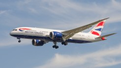 Boeing 787-8 Dreamliner British Airways G-ZBJF