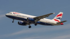 Airbus A320-232 British Airways G-EUYO