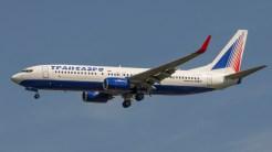 Boeing 737-86J Transaero Airlines EI-UNK