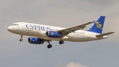 Airbus A320-232 Cyprus Airways 5B-DCK