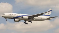Boeing 777-258ER ELAL 4X-ECF