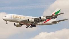 Airbus A380-861 Emirates A6-EEA