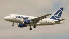 Airbus A318-111 TAROM YR-ASB