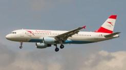 Airbus A320-214 Austrian OE-LBN