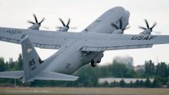 IMGP0158 Lockheed Martin C-130J-30 Hercules 07-8614