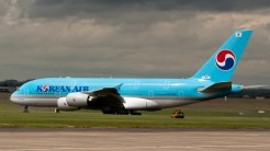 Airbus A380-800 F-WWAZ Korean Air