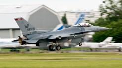 IMGP0236 Lockheed F-16CJ Fighting Falcon 91-0366 US AF