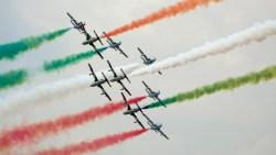 Aermacchi MB-339PAN Frecce Tricolore Italian AF