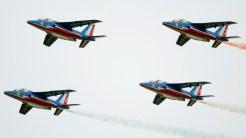 Dassault-Dornier Alpha Jet E Patroulle de France 60 years French AF