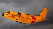 C-27J Spartan Search and Rescue artist impression