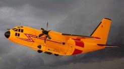 C-27J Spartan Search and Rescue artist impression