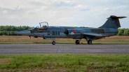 IMGP1802 Lockheed Fokker F-104G Starfighter D-8114 Royal Netherlands AF