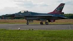IMGP1807 General Dynamics (Fokker) F-16AM Fighting Falcon J-006 Royal Netherlands AF