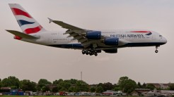 Airbus A380-841 F-WWSK British Airways