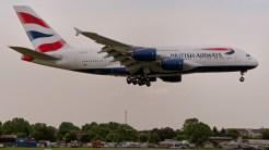 Airbus A380-841 F-WWSK British Airways