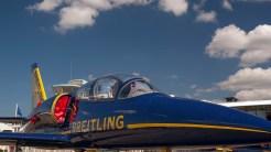 IMGP2463 Aero L-39C Albatros ES-TLF Breitling team