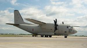 C-27J M62221 Italian air force