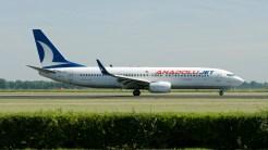 B737-800 Anadolujet TC-JGA