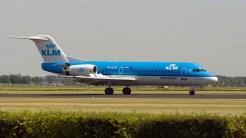 IMGP4509 Fokker 70 KLM PH-KZW