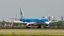 Embraer ERJ-190-100LR 190LR KLM PH-EZE