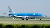 Boeing 737-4Y0 KLM PH-BPB