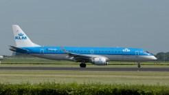 Embraer ERJ-190-100STD 190STD KLM PH-EZO