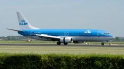 Boeing 737-406 KLM PH-BDZ